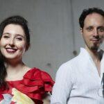 Channa Malkin en Izhar Elias