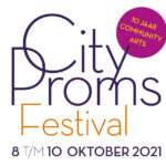 Press release: CityProms to take place on 8th, 9th and 10th October