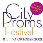 Persbericht: CityProms gaat door op 8, 9 en 10 oktober
